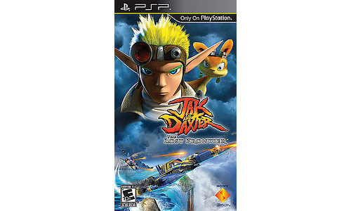 Jak & Daxter: The Lost Frontier (PSP)