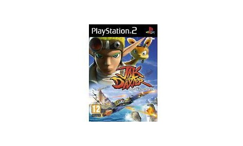 Jak & Daxter: The Lost Frontier (PlayStation 2)
