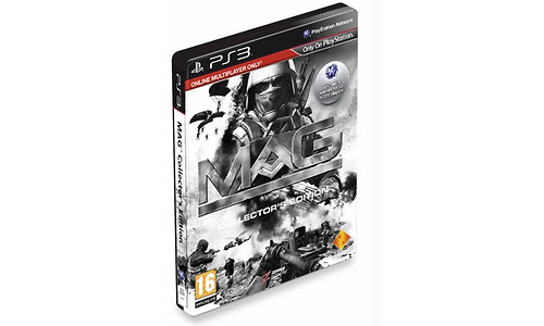 MAG, Special Edition (PlayStation 3)