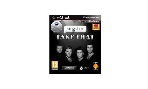 SingStar, Take That (PlayStation 3)