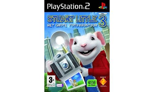 Stuart Little 3, Big Photo Adventure (PlayStation 2)