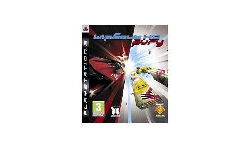 WipEout HD Fury (PlayStation 3)
