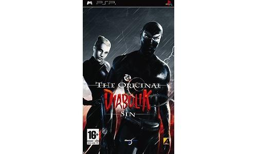 Diabolik, The Original Sin (PSP)
