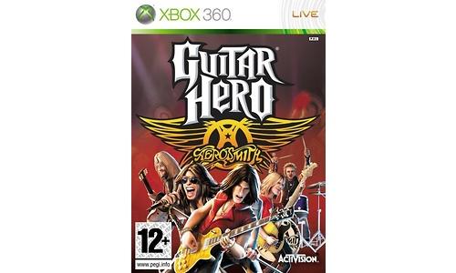 Guitar Hero, Aerosmith (Xbox 360)