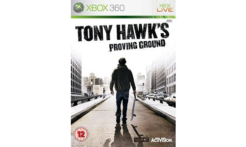 Tony Hawk's Proving Ground (Xbox 360)
