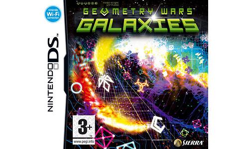 Geometry Wars: Galaxies (Nintendo DS)