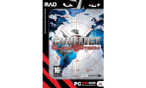 Conflict, Global Storm (PC)