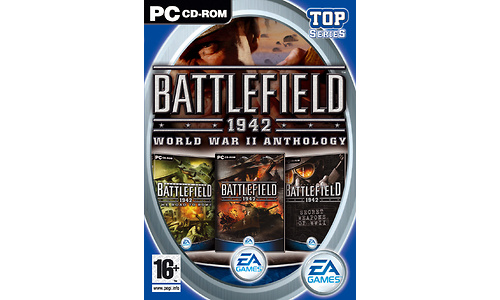 Battlefield 1942, The WWII Anthology (PC)