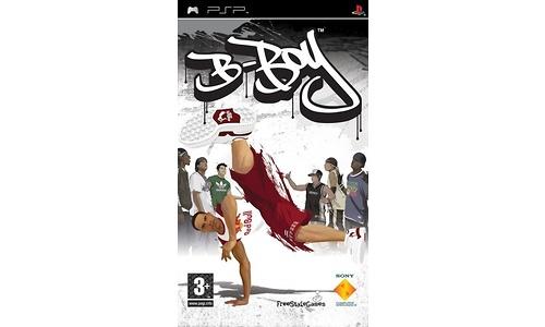 B-Boy (PSP)