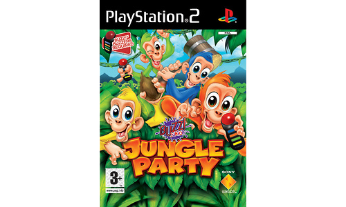 Buzz Junior, Jungle Party (PlayStation 2)
