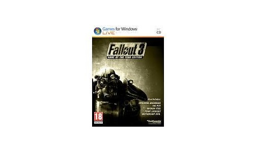 Fallout 3, Game of the Year Edition (PC)