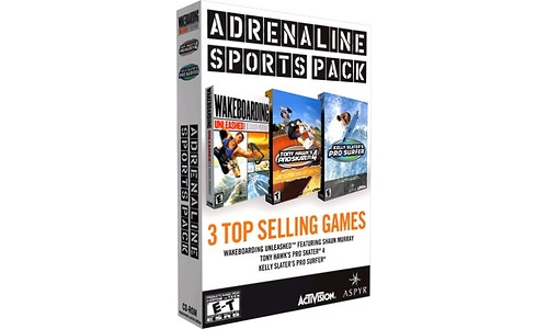 Adrenaline Sports Pack (MAC)