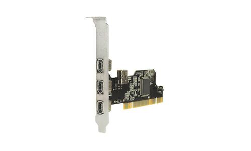 Sweex 3+1 Port FireWire PCI Card