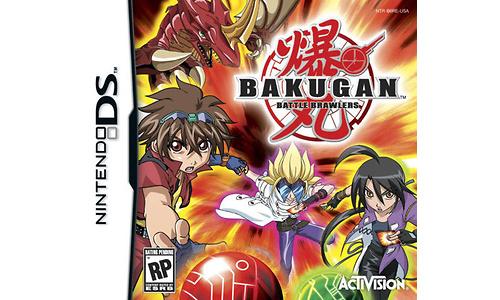 Bakugan (Nintendo DS)