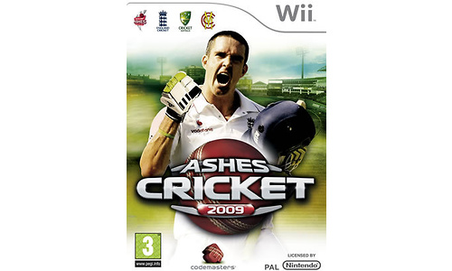 Ashes, Cricket 2009 (Wii)