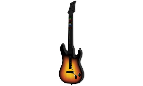 Activision Guitar Hero World Tour Standalone Guitar (Xbox 360)