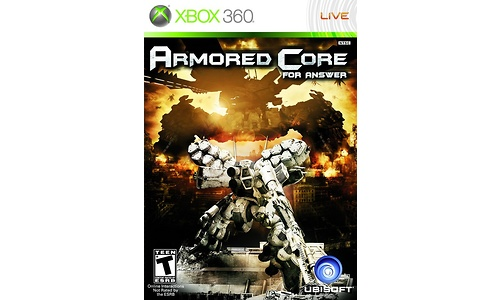 Armored Core, For Answer (Xbox 360)