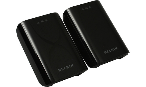 Belkin Powerline AV Starter kit, Duo Pack