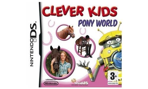 Clever Kids, Pony World (Nintendo DS)