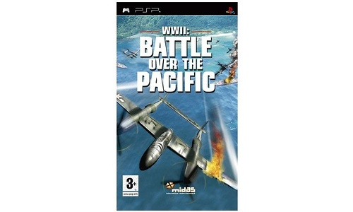 WWII, Battle over the Pacific (PSP)