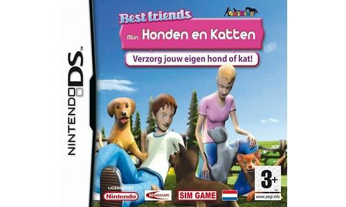 Best Friends, Mijn Honden en Katten (Nintendo DS)