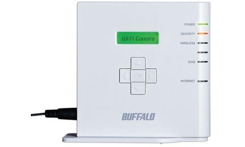 Buffalo Wireless-G WiFi Gamers Access Point