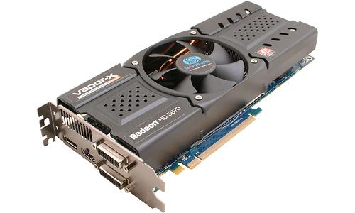 Sapphire Radeon HD 5870 Vapor-X 1GB (Blue PCB)