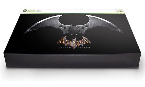 Batman: Arkham Asylum, Collector's Edition (Xbox 360)