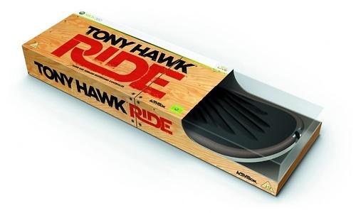 Activision Tony Hawk, Ride (Bundle) for Xbox 360
