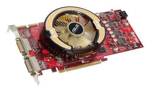 Asus EAH4850/2DI/1GD3