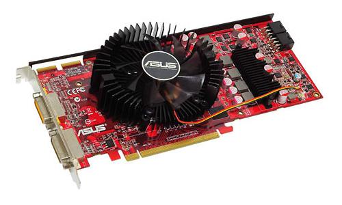 Asus EAH4870/2DI/1GD5