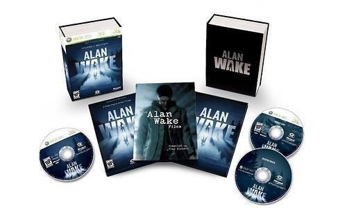Alan Wake, Special Edition (Xbox 360)