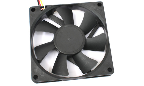 Titan DC Fan 80mm (8015M12Z)