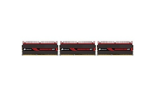 Corsair Dominator GT 6GB DDR3-1600 CL7 triple kit