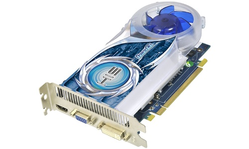 HIS Radeon HD 4670 IceQ 1GB (HDMI)
