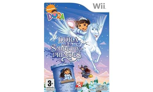 Dora Redt de Sneeuwprinses (Wii)