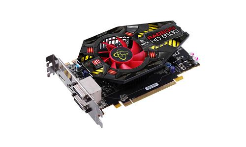 XFX Radeon HD 5830 1GB