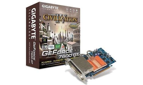 Gigabyte GV-NX76T128D-RH