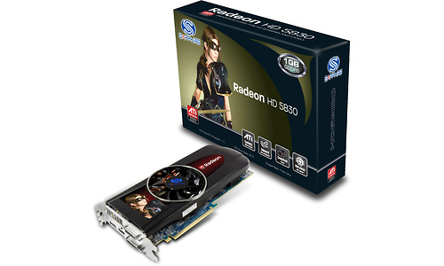 Sapphire Radeon HD 5830 1GB