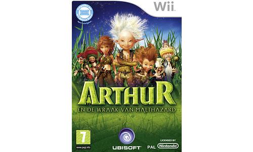 Arthur en de Wraak van Malthazard (Wii)