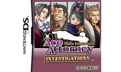 Ace Attorney Investigations (Nintendo DS)