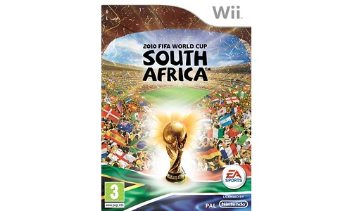 2010 Fifa World Cup South Africa (Wii)