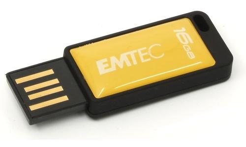 Emtec USB 2.0 Mini Flash Drive 16GB