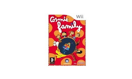 Cosmic Family (Wii) (Wii)