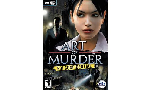 Art of Murder, FBI Confidential (PC)