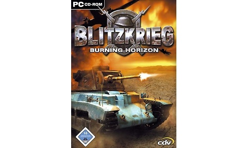 Blitzkrieg, Attack Is The Only Defense (PC)