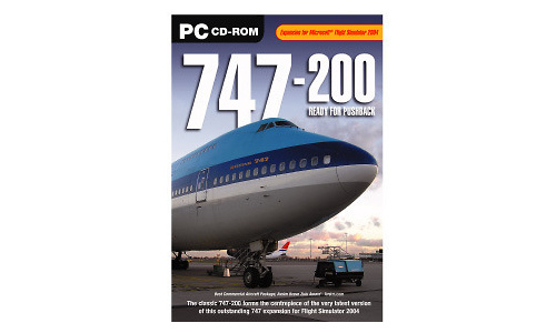 747-200, Ready for Pushback (PC)