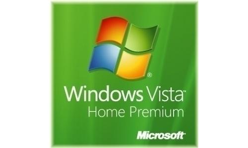 Microsoft Windows Vista Home Premium SP2 32-bit NL