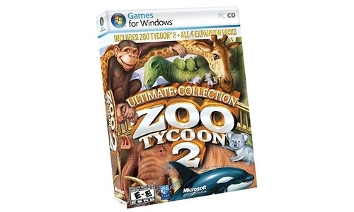 Zoo Tycoon 2 Ultimate Collection (PC)