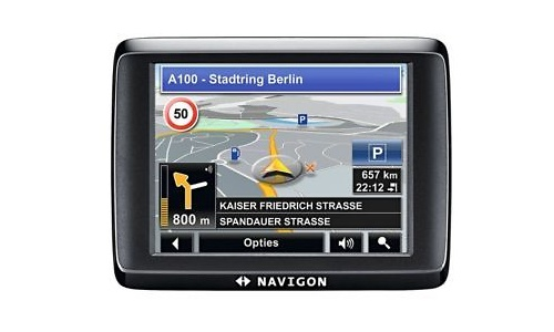 Navigon 1410 Europe (22 countries)